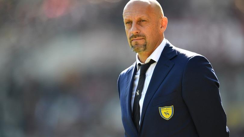 Serie A Chievo, Di Carlo: «Se non si segna, non si vince»