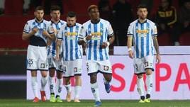 Serie B: Pescara e Perugia, due vittorie per sognare la A