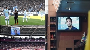 Astori, si ferma la Serie A: il tributo negli stadi