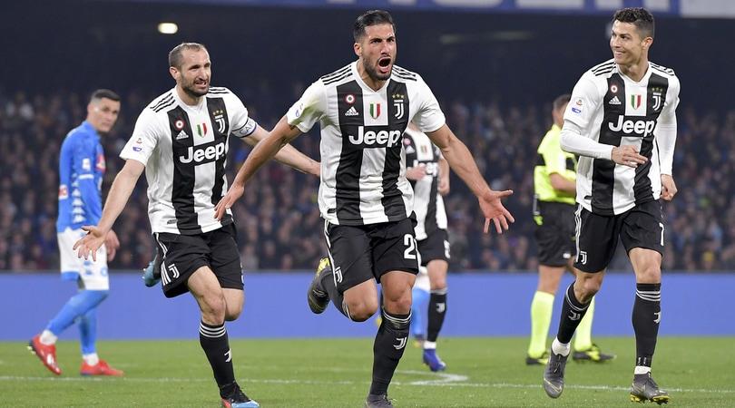 Napoli-Juventus 1-2: bianconeri a +16 sugli azzurri
