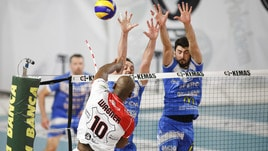 Volley: A2 Maschile, Girone Bianco, Mondovì matematicamente nei Play Off