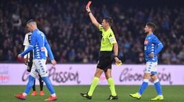 Moviola Napoli-Juventus: Meret negligente, Pjanic rosso ok, rigore VAR ci sta