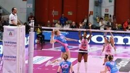 Volley: A1 Femminile, Conegliano vince il big match, per Monza punti Play Off