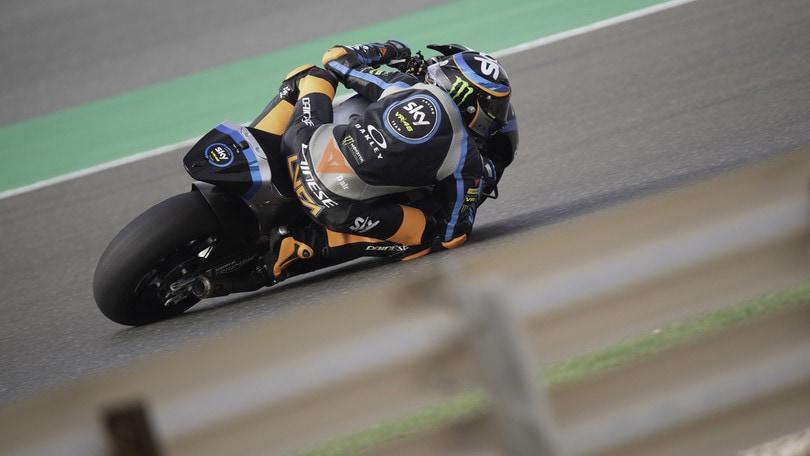 Moto2, Sky Racing Team VR46: Marini e Bulega vicini ai primi