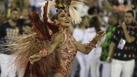 Rio, il Carnevale si scatena