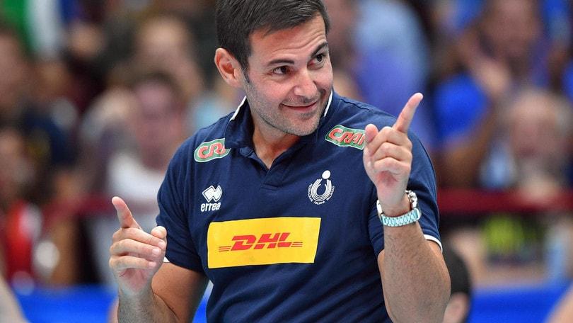 Blengini: « Volleyball Nations League: percorso proficuo »