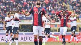 Bologna, Danilo: «Abbiamo chiesto scusa ai tifosi»