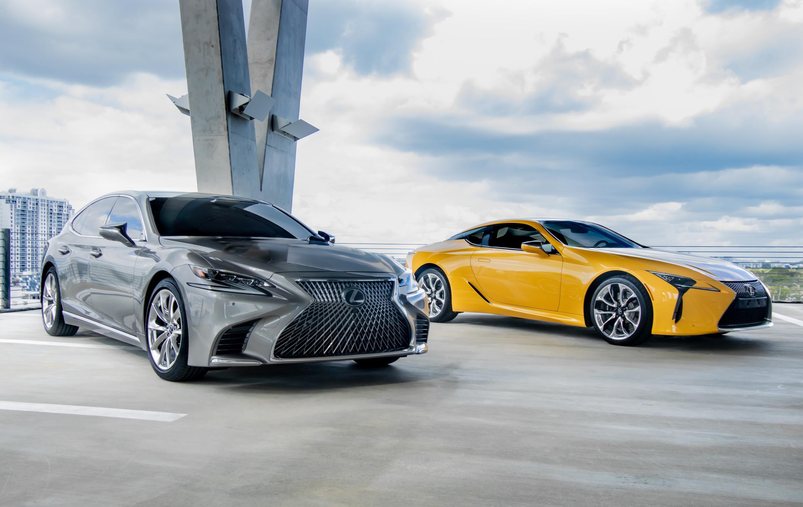 <b>Lexus, un risultato storico: 10 milioni di unità vendute</b>