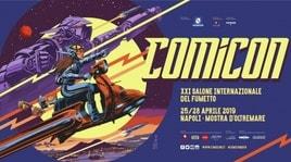 Comicon, il manifesto dell'edizione 2019 firmato da Francesco Francavilla