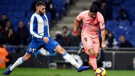 Espanyol, brutto infortunio per l'ex Napoli David Lopez
