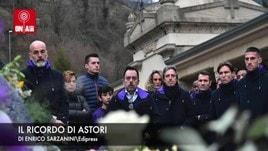 Commozione per Davide Astori