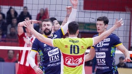 Volley: Cev Cup, Trento a due set dalla finale