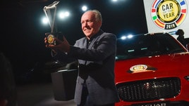 La Jaguar I-Pace è l'Auto dell'Anno 2019, le foto