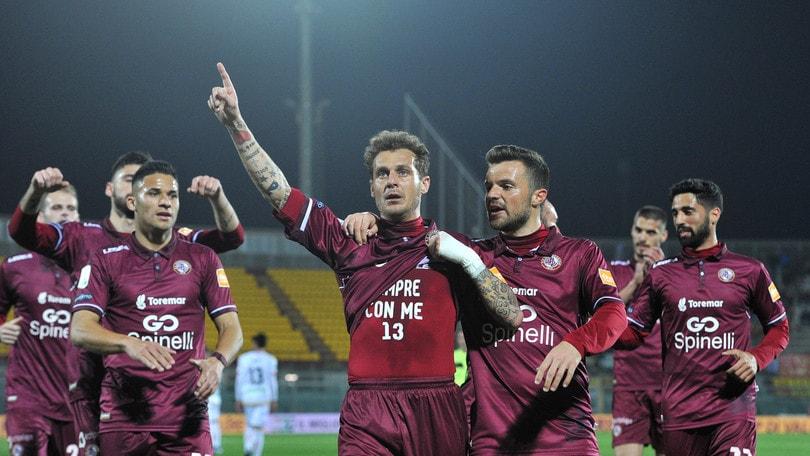 Serie B Livorno-Benevento 2-0: Diamanti e Gonnelli firmano la vittoria