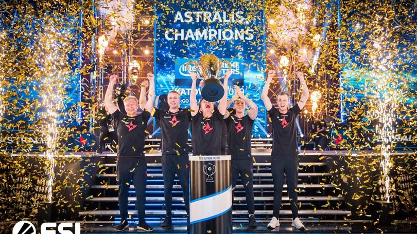 Astralis: è ancora leggenda, vittoria anche all'IEM di Katowice