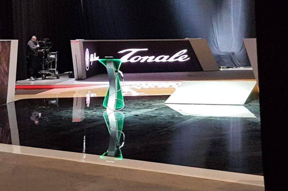 Alfa Romeo Tonale, a Ginevra il c-SUV
