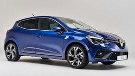 Nuova Renault Clio, la quinta generazione è ibrida