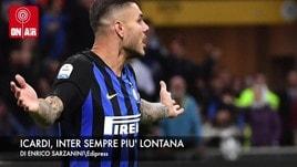 Icardi allontana l'Inter