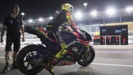 MotoGp Aprilia, Iannone: «In Qatar l'obiettivo è arrivare al traguardo»