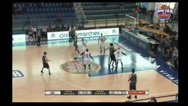 HL Finale LNP Coppa Italia Serie B - Paffoni Omegna vs Amadori Tigers Cesena