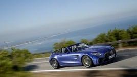 Mercedes-AMG GT R Roadster, ecco le foto