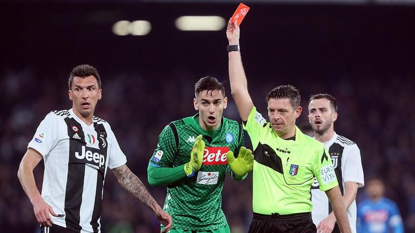 Squalificati Serie A: un turno a Pjanic, Dzeko, Cancelo, Meret e Kolarov