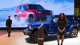 Renegade e Compass, Jeep svela le ibride a Ginevra
