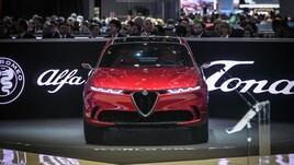 Alfa Romeo Tonale, SUV ibrido a Ginevra