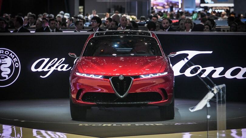 Alfa Romeo Tonale: tra poche ore ci sarà la presentazione ufficiale