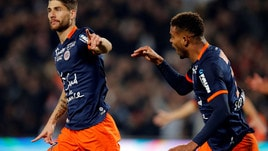 Ligue 1, il Montpellier sbanca Bordeaux e punta l'Europa