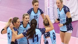 Volley: A1 Femminile, per Firenze vittoria da Play Off