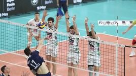 Volley: Cev Cup, Trento completa l'opera, eliminato l'Olympiacos