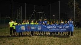 La Junior Tim Cup fa tappa a Verona