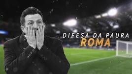 Roma, difesa da paura