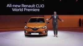 Salone di Ginevra 2019 - Renault Clio V serie
