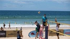 Beach Volley: Rossi-Carambula nel main draw di Sidney