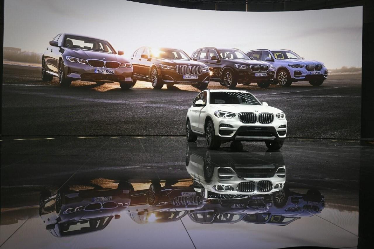Le foto del nuovo SAV, BMW X3 xDrive30e