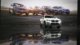 Il SAV di BMW, lanciata la X3 xDrive30e