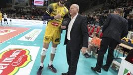 Volley: Superlega, Matey Kaziyski è l'MVP di febbraio