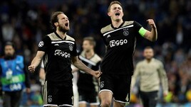 Champions, impresa Ajax: ora in quota è davanti alla Juve