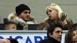 Inter, Icardi e Wanda Nara incontrano Marotta: segnali positivi