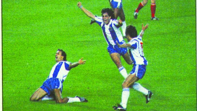 Squadre da leggenda: il Porto campione d'Europa 1986-87