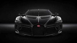 Bugatti La Voiture Noir: le foto da Ginevra