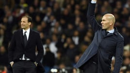 Dalla Spagna: «Real, Solari vicino all'esonero. Zidane temporeggia, tentazione Allegri»