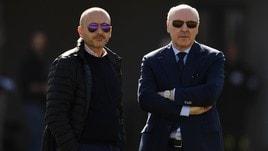 Marotta incontra Icardi, spostata Samp-Genoa