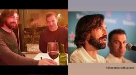 Del Piero e Pirlo insieme in Israele