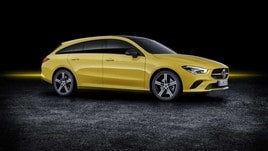 Mercedes presenta a Ginevra la CLA Shooting Brake
