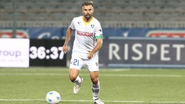 Serie A Frosinone, per Sammarco seduta completa in gruppo