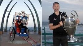 Giggsin tour con la Champions: si parte dal Sudafrica