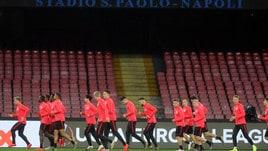 Europa League: serietà e rispetto per il Napoli, ecco la vigilia del Salisburgo